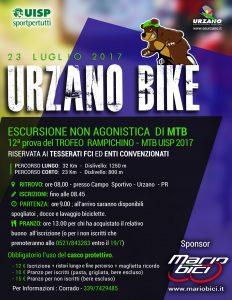 Urzano Bike 2017 - 3ª Edizione @ Circolo AS Urzano