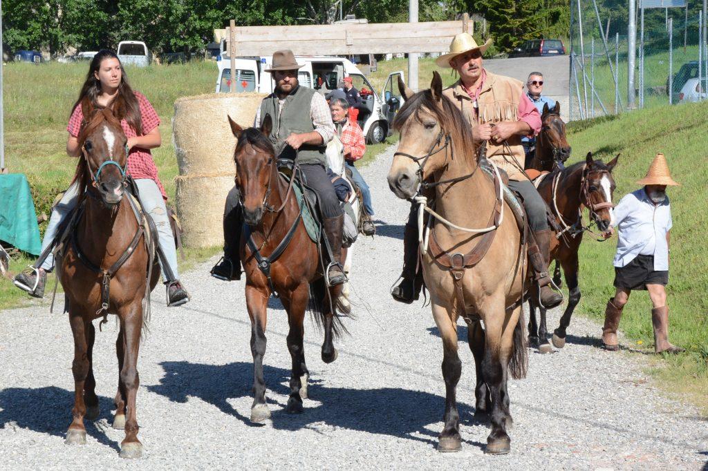 Cavallo Raduno 2017