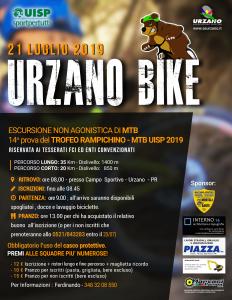 Urzano Bike 2019 - 5ª Edizione @ AICS URZANO | Urzano | Emilia-Romagna | Italia