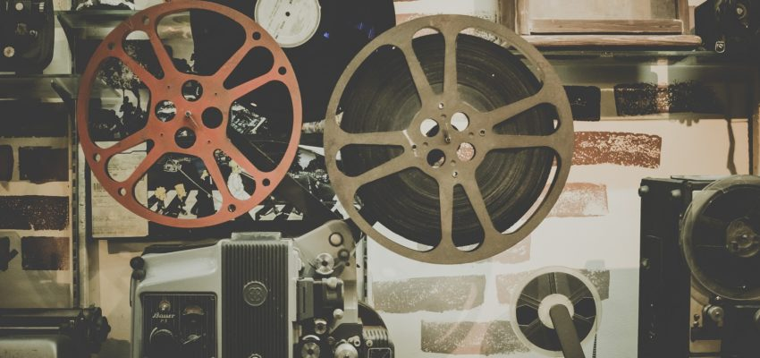 Locandina Cinema all'aperto 2017